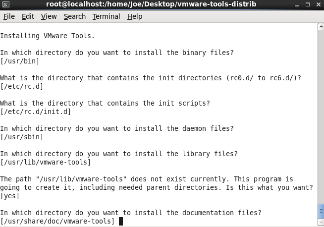 VMware Tools automated installer