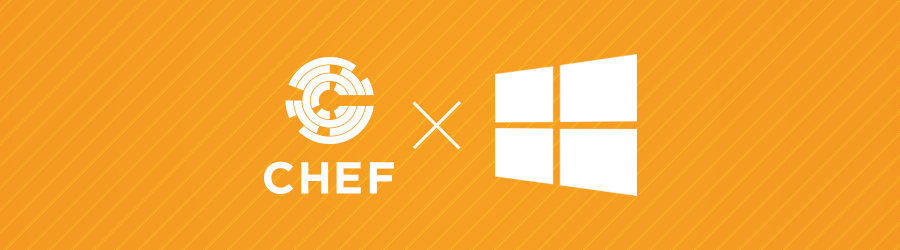 Chef Windows