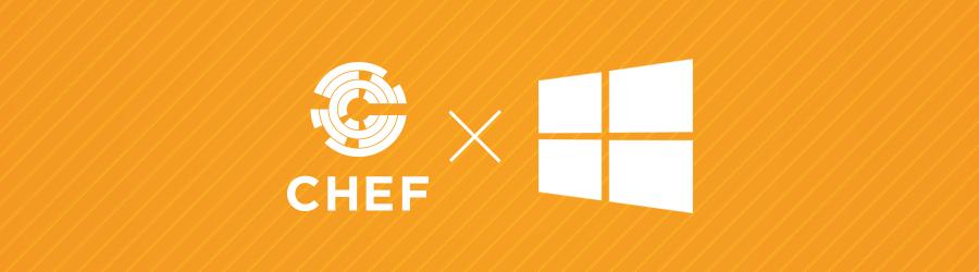 Chef Windows